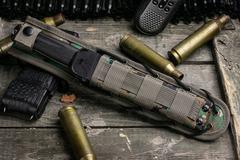 Тактический нож Aggressor D2 SW, Kizlyar Supreme, фото 4