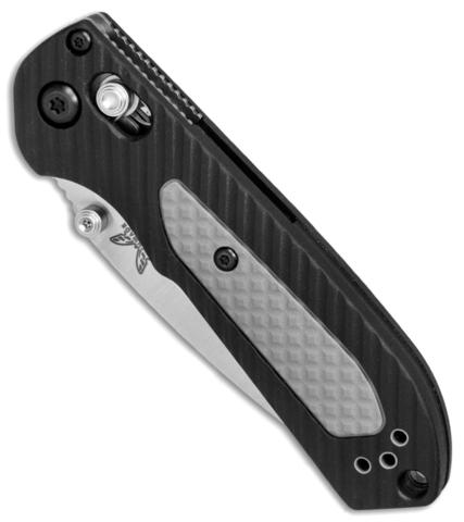 Нож складной Benchmade Mini Freek 565, сталь CPM-S30V, рукоять пластик/версафлекс. Вид 11