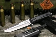 Тактический нож Aggressor D2 SW, Kizlyar Supreme, фото 5
