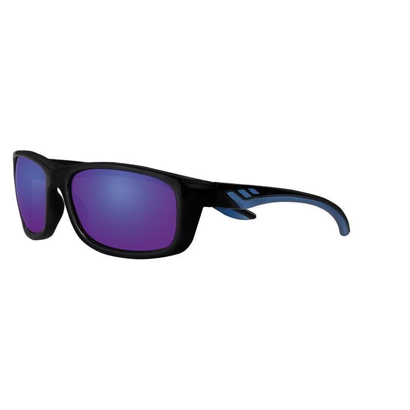 Фото - Очки солнцезащитные ZIPPO OS38-02 спортивные, унисекс, чёрные, оправа из поликарбоната очки солнцезащитные zippo ob70 01 унисекс чёрные оправа из поликарбоната