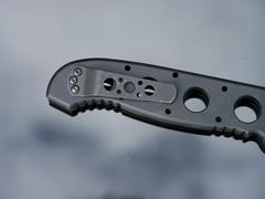 Складной нож CRKT M16®-04A Automatic, сталь CPM 154, рукоять алюминиевый сплав, фото 4