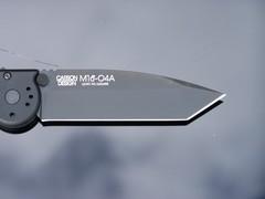 Складной нож CRKT M16®-04A Automatic, сталь CPM 154, рукоять алюминиевый сплав, фото 5