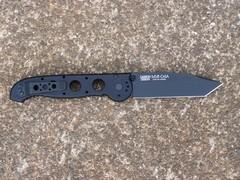 Складной нож CRKT M16®-04A Automatic, сталь CPM 154, рукоять алюминиевый сплав, фото 6