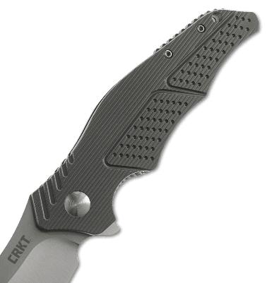 Фото 11 - Складной нож Outrage™ - CRKT K320GXP, сталь 8Cr13MOV, рукоять из авиационного алюминия