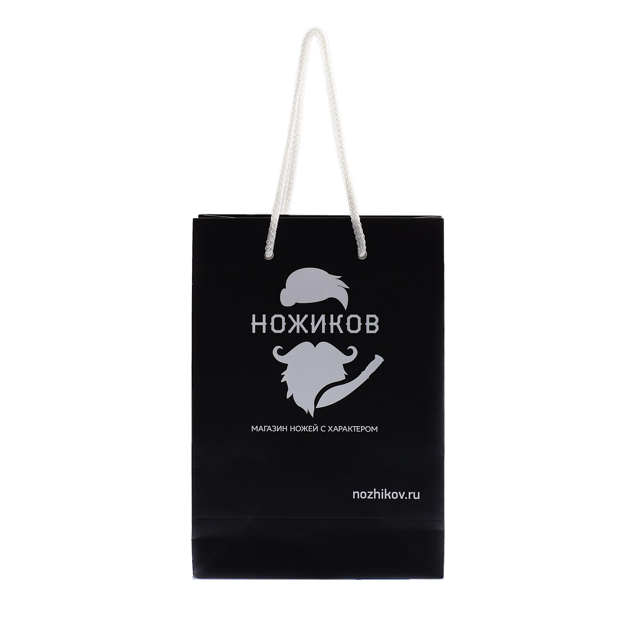 Подарочный пакет, размеры 300х100х200 от Nozhikov