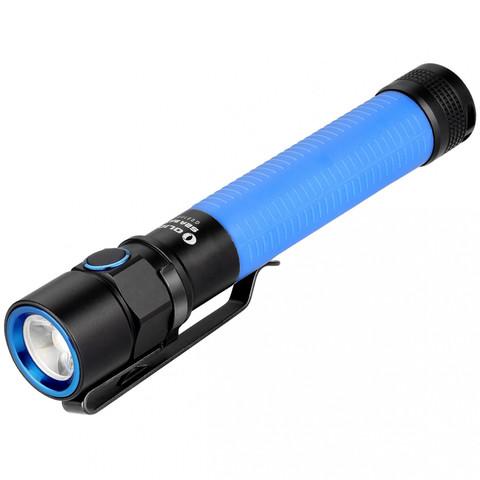 Фонарь Olight S2A Baton, синий