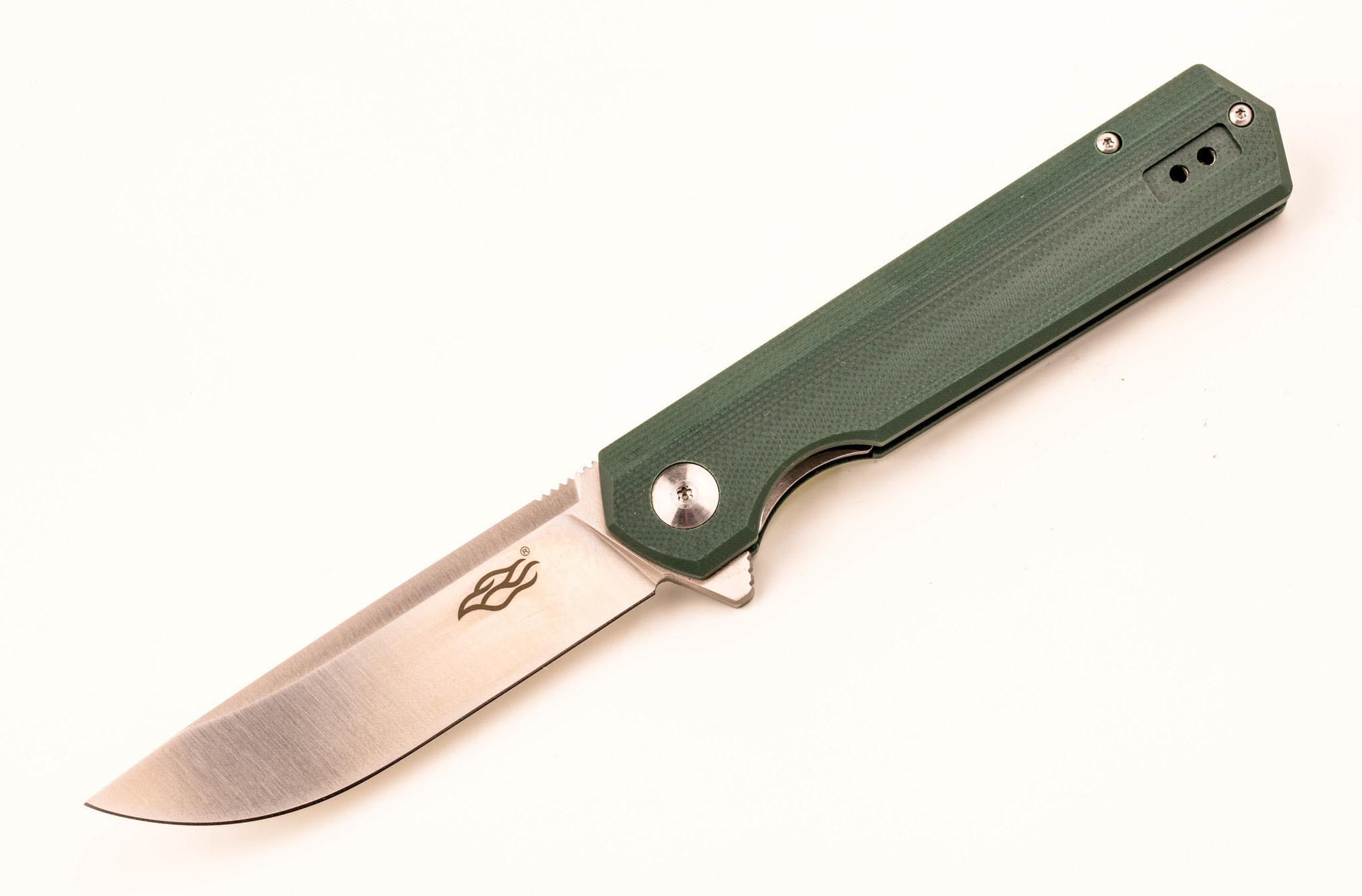 Складной нож Firebird FH11, бирюзовый от Ganzo