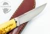 Нож Шмель, сталь 110х18, самшит - Nozhikov.ru