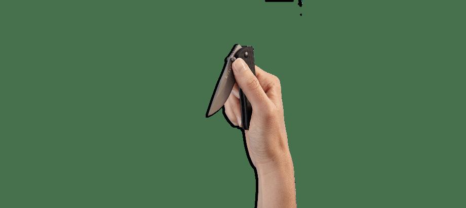 Фото 7 - Складной нож CRKT Drifter, сталь 8Cr14MoV, рукоять G10
