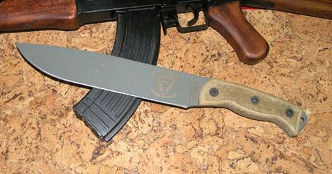 Нож-мачете Ontario