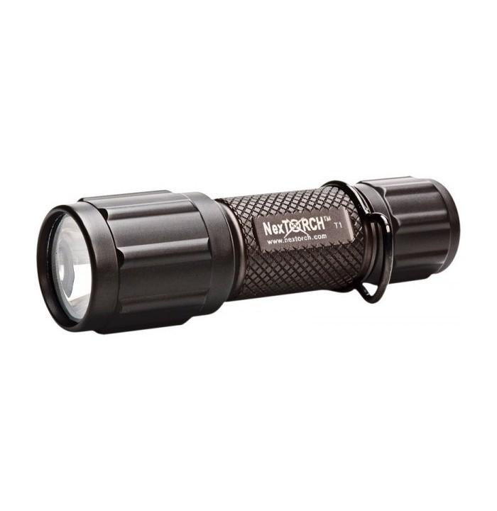Фонарь светодиодный NexTorch T1 фонарь светодиодный nextorch mytorch xl