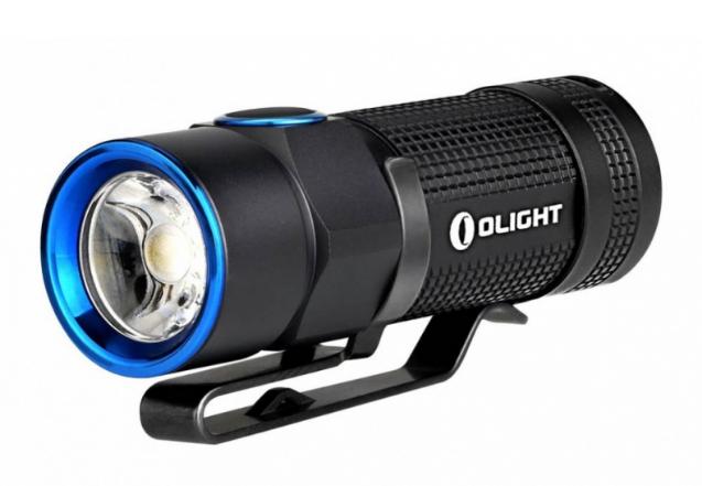 Фонарь Olight S1R Baton CW черный (комплект)