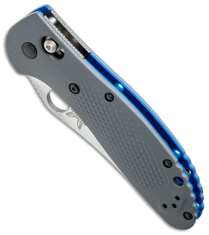 Фото 3 - Складной нож Benchmade Griptilian 550-1, сталь 20CV, рукоять G-10