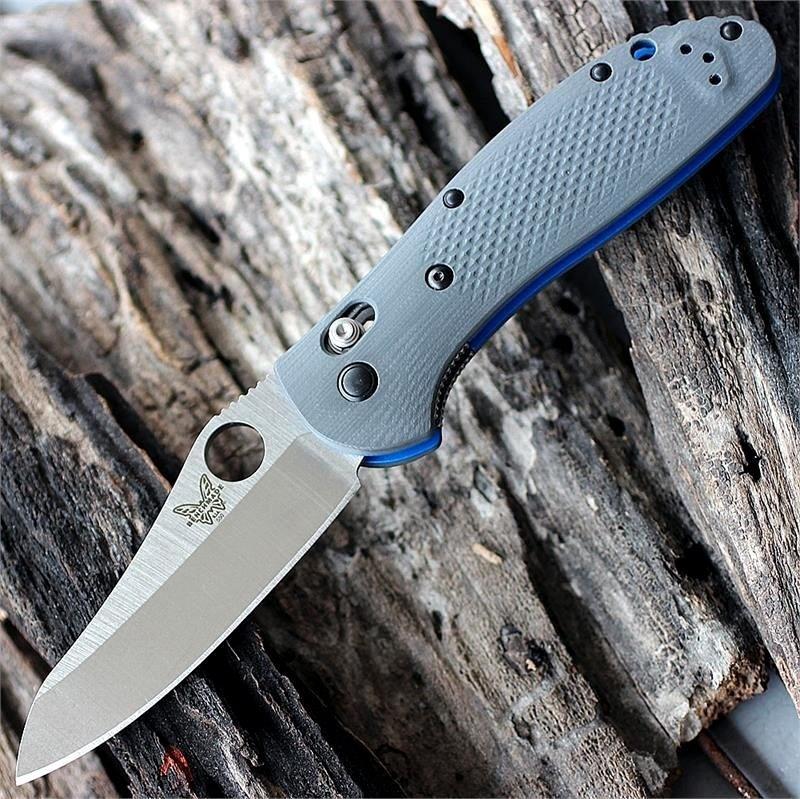 Фото 5 - Складной нож Benchmade Griptilian 550-1, сталь 20CV, рукоять G-10