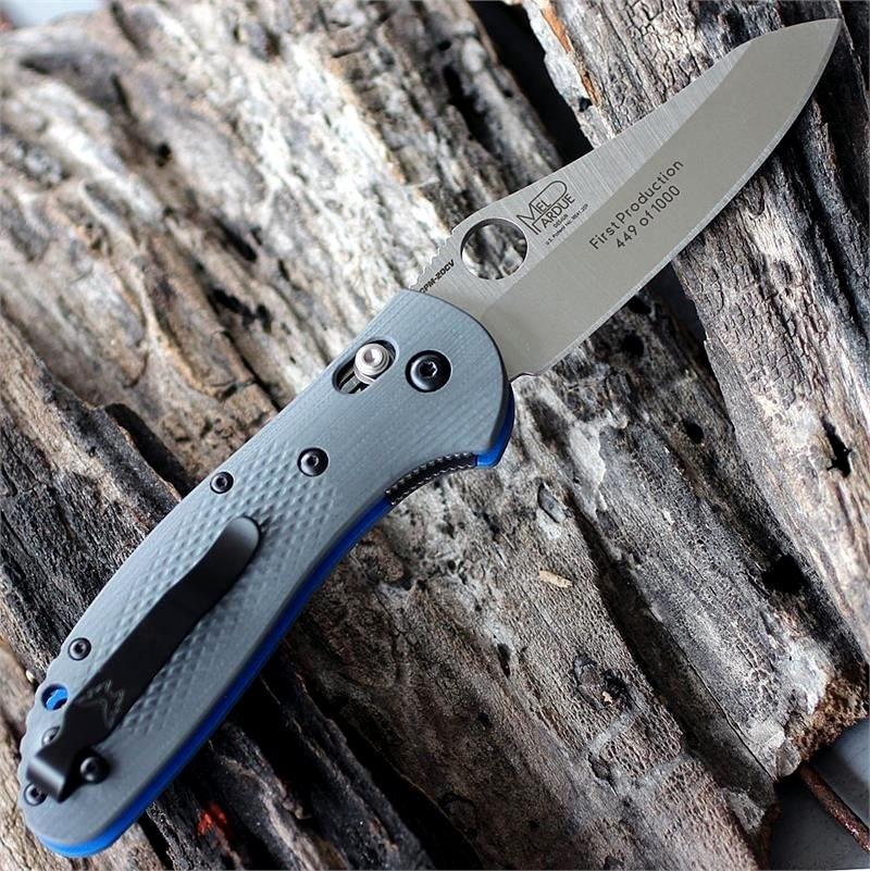 Фото 6 - Складной нож Benchmade Griptilian 550-1, сталь 20CV, рукоять G-10