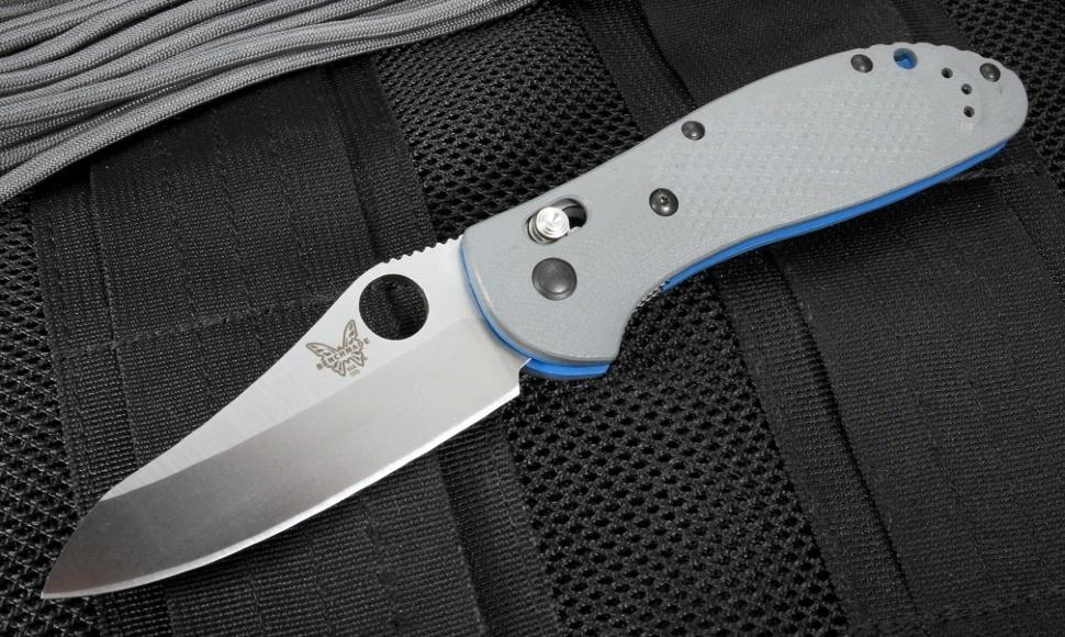 Фото 8 - Складной нож Benchmade Griptilian 550-1, сталь 20CV, рукоять G-10