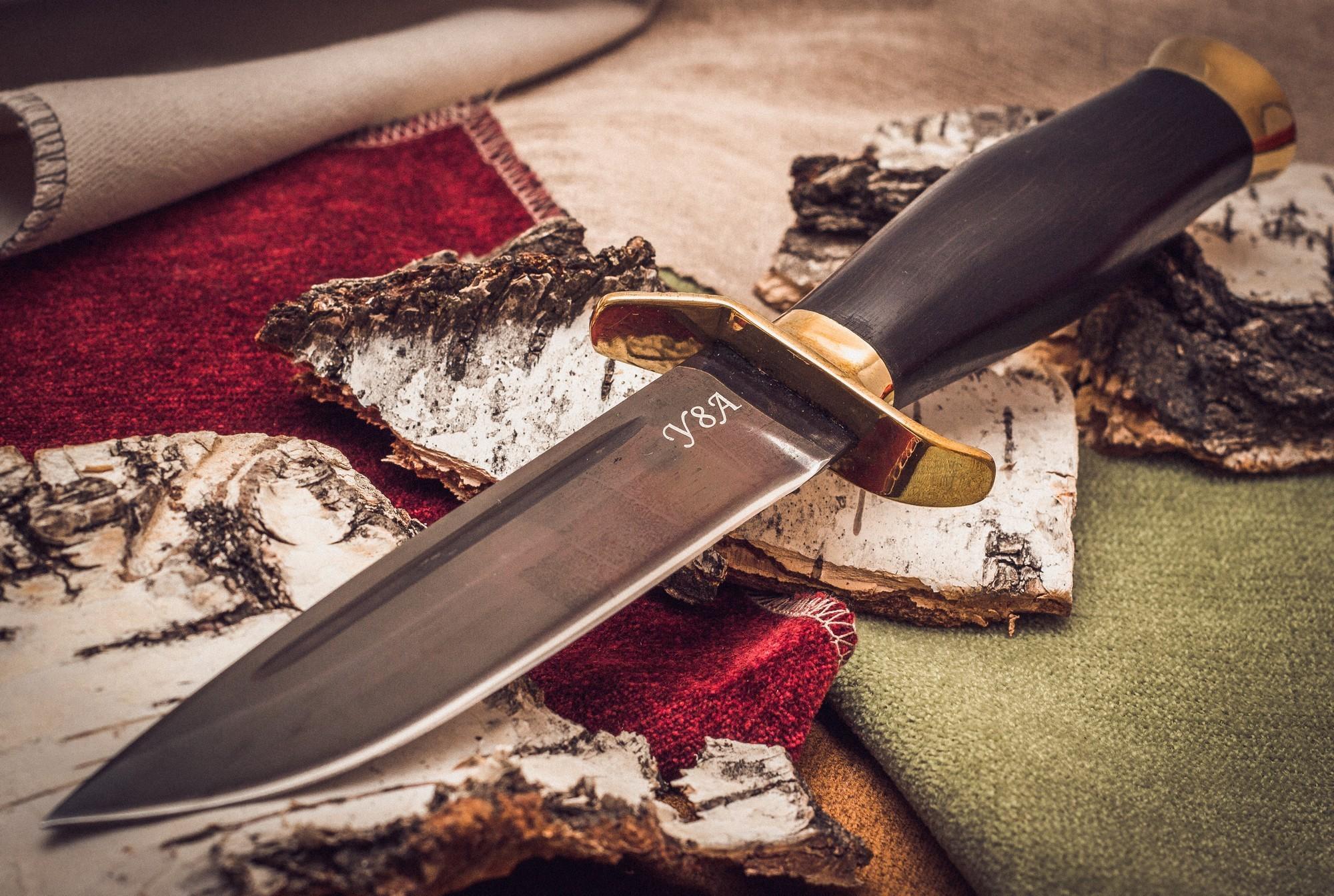 Фото 5 - Траншейный нож Диверсант, У8
