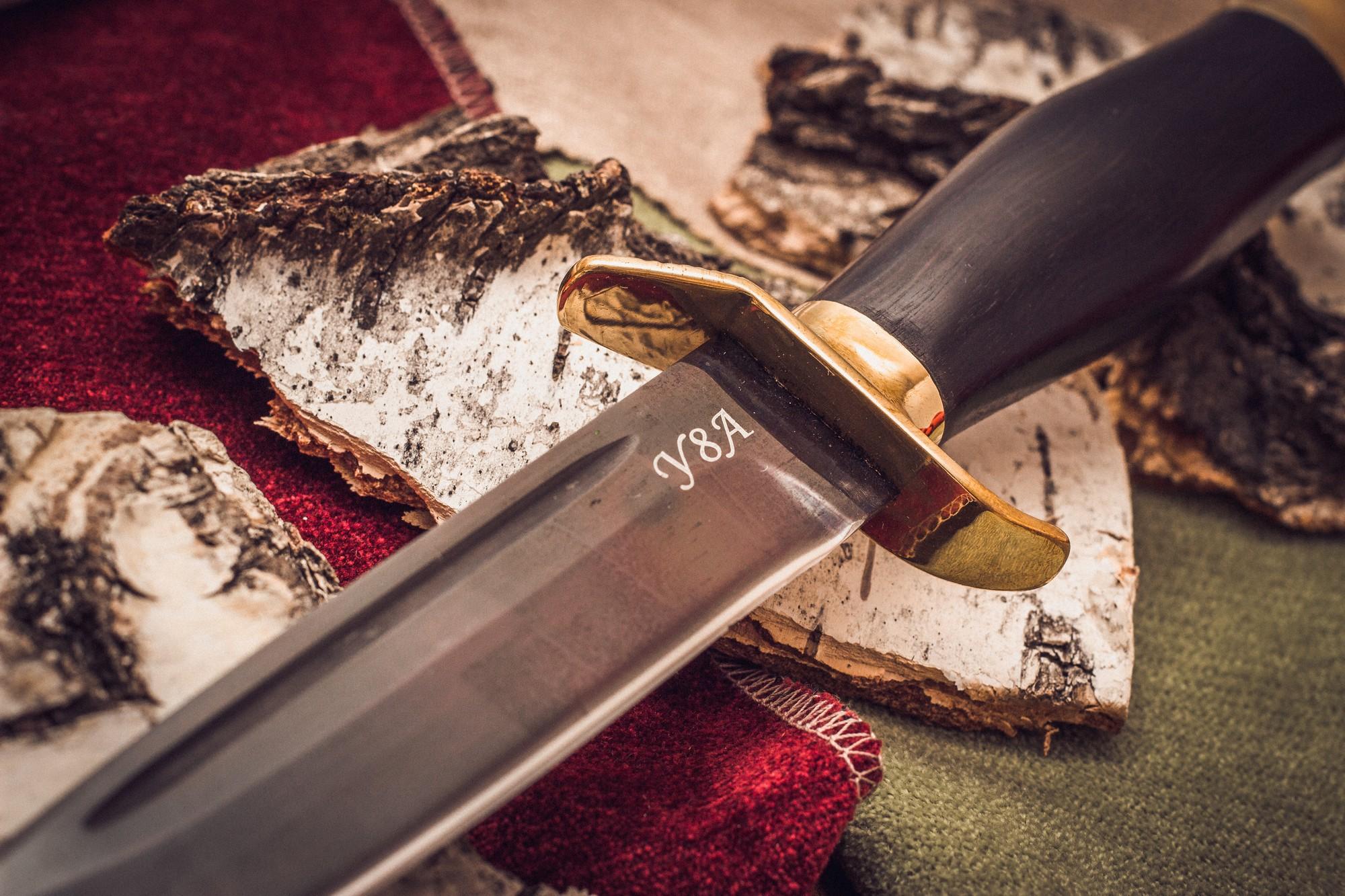 Фото 6 - Траншейный нож Диверсант, У8