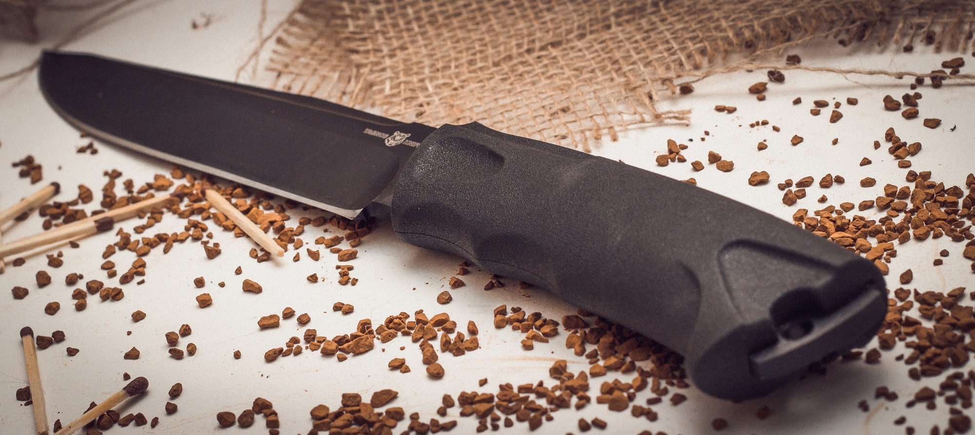 Фото 7 - Нож Старшина VD74B от Pirat