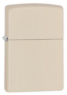 Фото 3 - Зажигалка ZIPPO Classic, латунь с покрытием Cream Matte, кремовый, матовая, 36х12x56 мм
