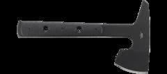Топор CRKT 2737 Rune™ Designed by Ryan Johnson of RMJ Tactical, сталь SK-5 Carbon Black Powder Coating, рукоять термопластик GRN, фото 5