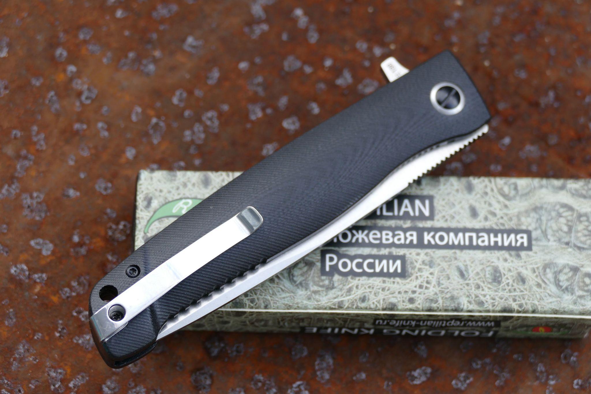 Фото 9 - Складной нож Карат 3 от Reptilian