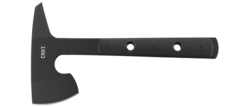 Топор CRKT 2737 Rune™ Designed by Ryan Johnson of RMJ Tactical, сталь SK-5 Carbon Black Powder Coating, рукоять термопластик GRN, фото 8