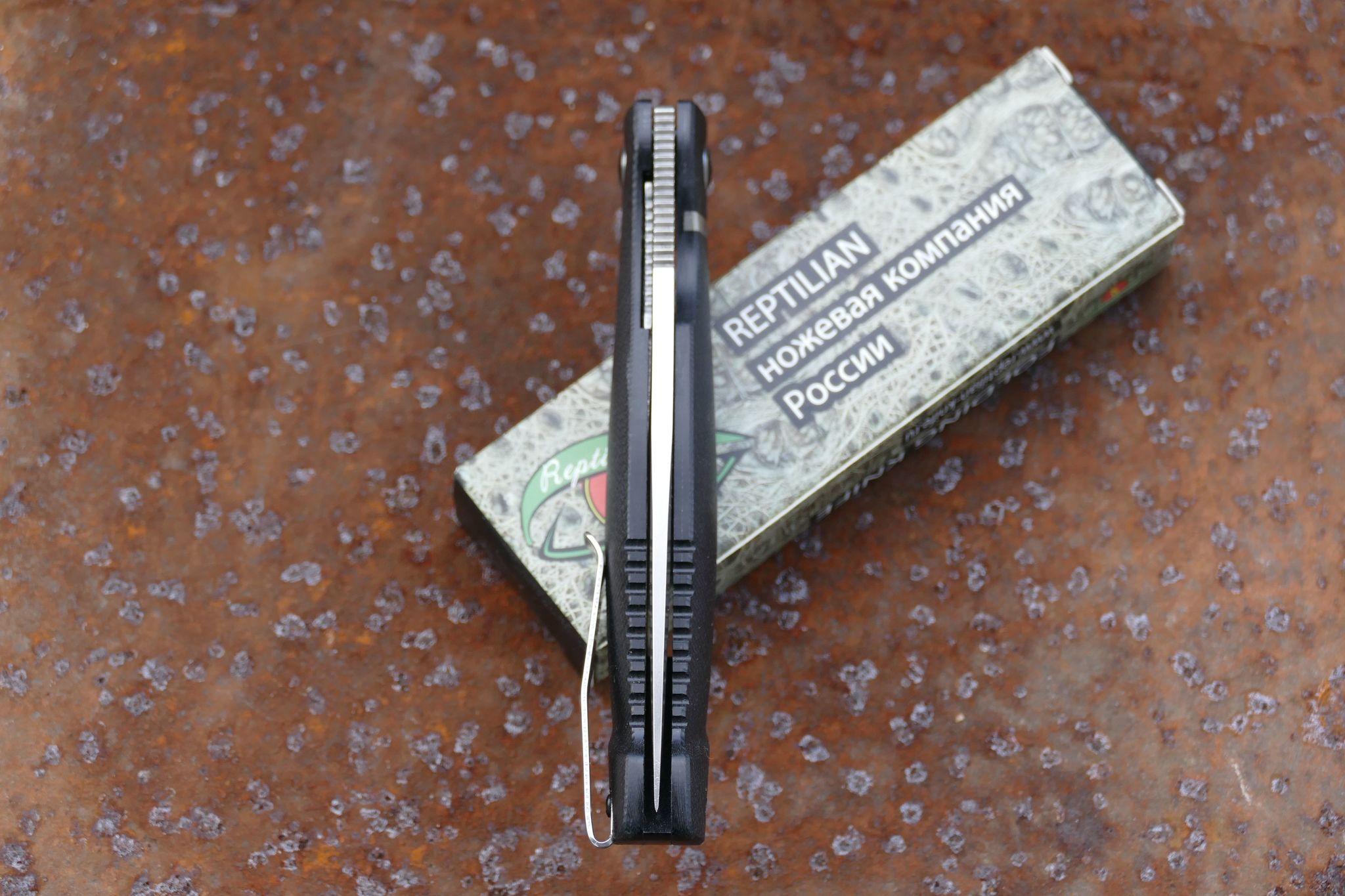 Фото 10 - Складной нож Карат 3 от Reptilian