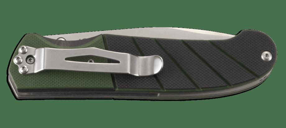 Фото 11 - Набор CRKT полуавтоматический складной нож Ignitor Sport, сталь 8Cr14MoV, рукоять G-10 + Get a Way CR/6850GC