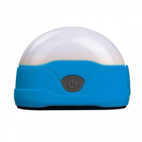 Фонарь Fenix CL20R, голубой. Вид 1