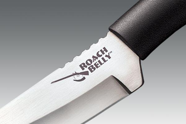 Фото 8 - Нож Cold Steel Roach Belly 20RBC, сталь 4116, рукоять полипропилен