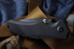 Складной нож OTAVA с серрейтором, Mr.Blade, фото 4