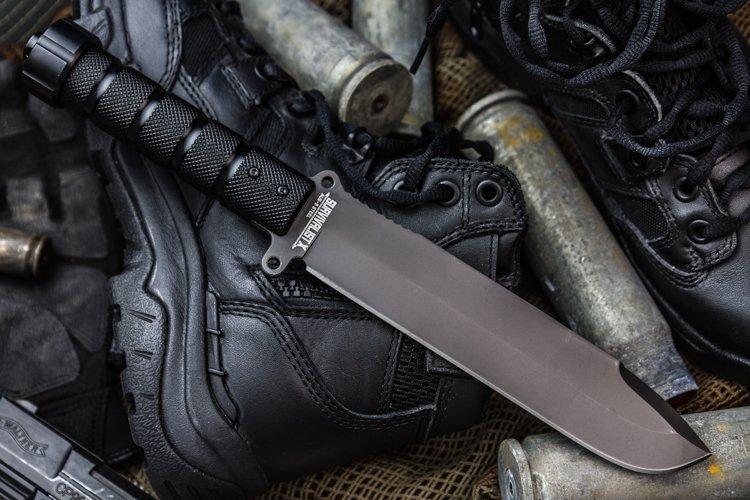 Нож выживания Survivalist X AUS-8 GT, Кизляр нож выживания survivalist d2 g10 кизляр