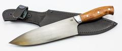 Нож шефа кухонный MT-42, бубинго, кованая сталь Х12МФ, фото 4