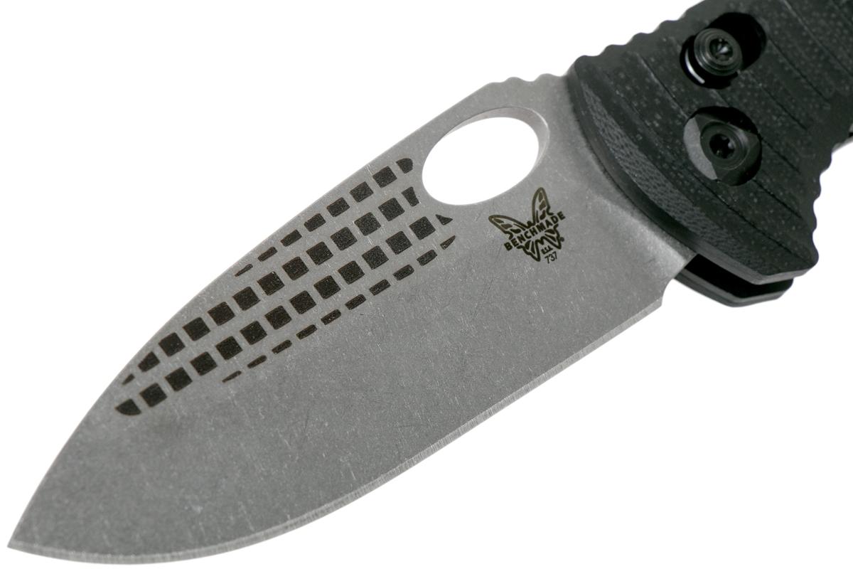Фото 5 - Нож складной Benchmade Aileron 737, сталь CPM S30V, рукоять G10