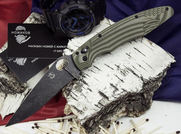 Фото 4 - Складной нож Грач от Steelclaw
