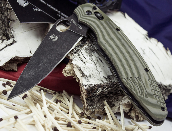 Фото 6 - Складной нож Грач от Steelclaw