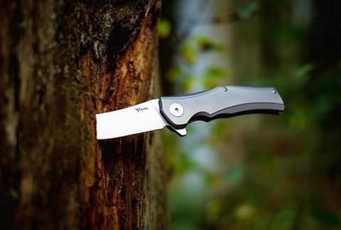 Складной нож Reate Hills  , сталь S35VN. Вид 9