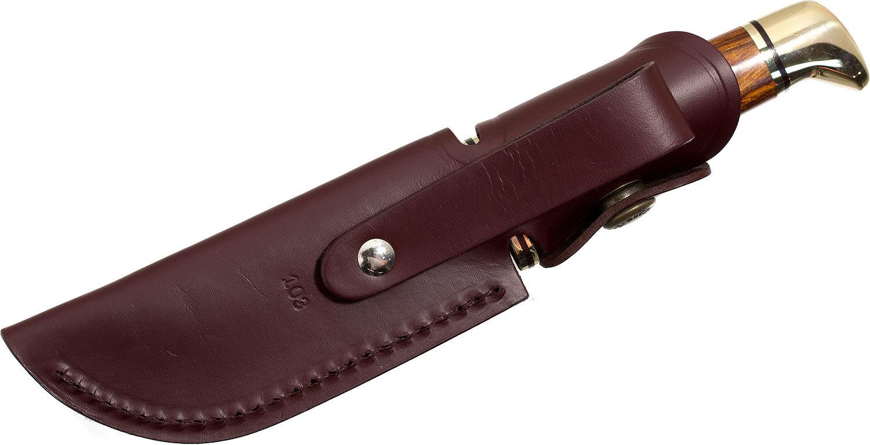 Фото 7 - Нож 103 Skinner™ - BUCK 0103BRS, сталь 420HC, рукоять древесный пластик