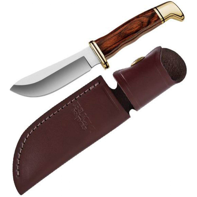 Фото 8 - Нож 103 Skinner™ - BUCK 0103BRS, сталь 420HC, рукоять древесный пластик