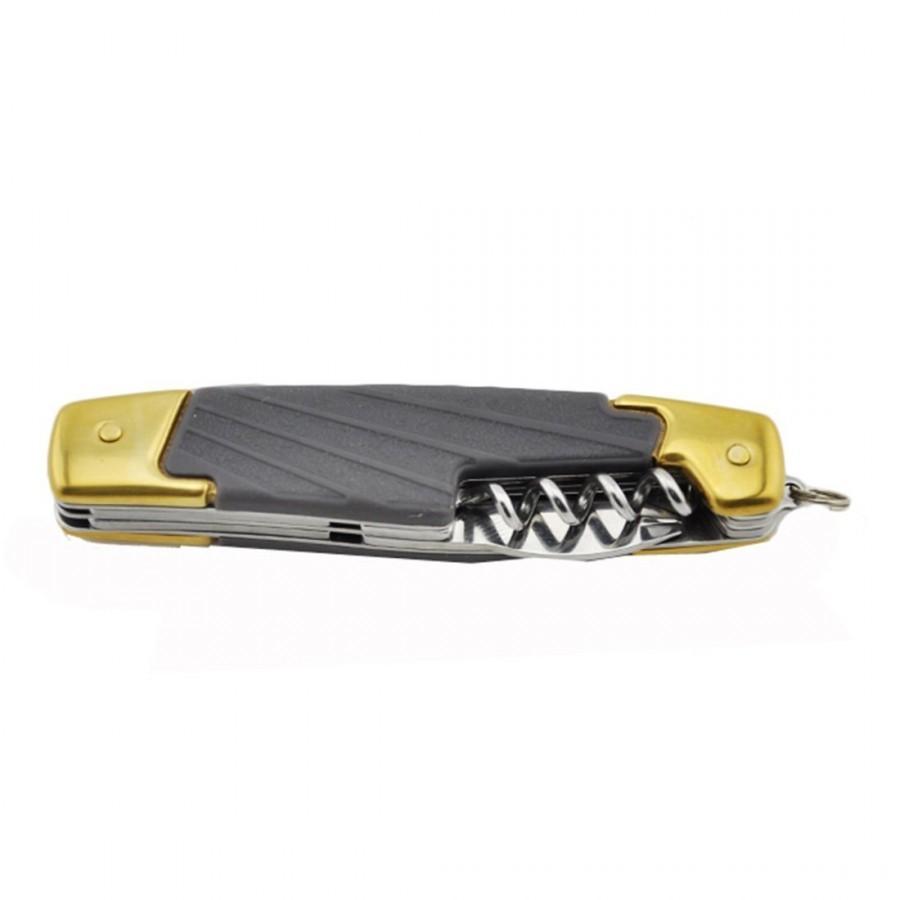 Фото 9 - Мультитул Gerber Bear Grylls Grandfather Knife, сталь 5Cr15MoV, рукоять сталь и резина от BearGrylls