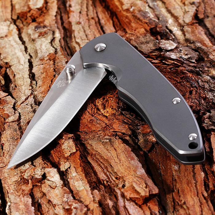 Складной нож Sanrenmu 7073 от Sanremu