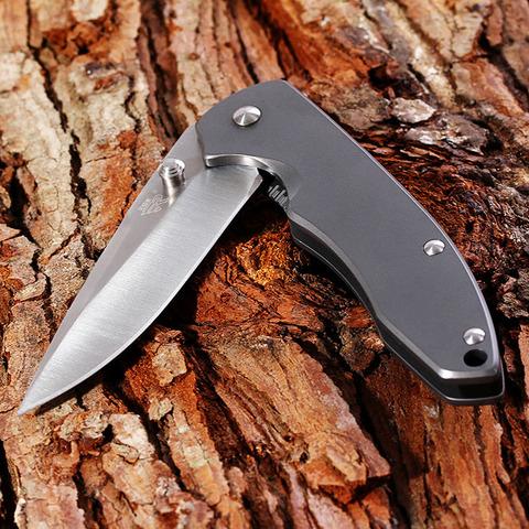 Складной нож Sanrenmu 7073 - Nozhikov.ru