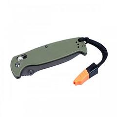 Нож складной Ganzo G7413-WS, зеленый