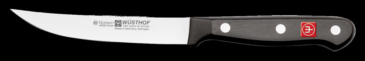 Нож для стейка Gourmet 4050 WUS, 120 мм нож для стейка 12 см серия gourmet wuesthof 4050 wus золинген германия