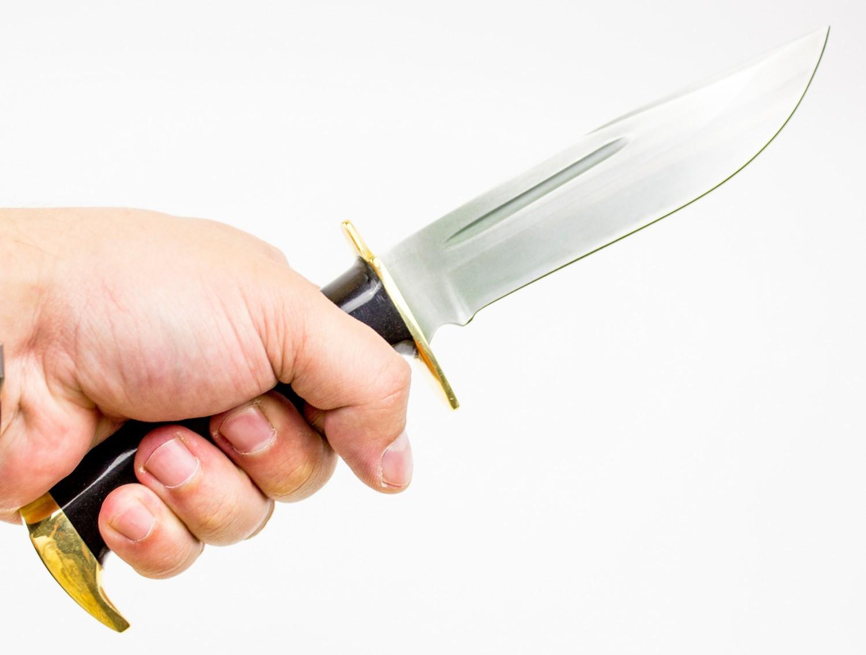Фото 8 - Нож Армейский, Х12МФ от Павловские ножи