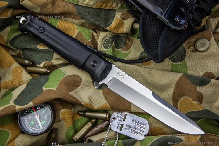 Тактический нож Alpha AUS-8 SW от Кизляр цена