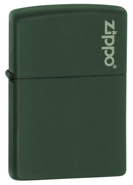 Зажигалка ZIPPO Green Matte, латунь с порошковым покрытием, зеленая, матовая, 36х56х12 мм электропила carver rse 1500m