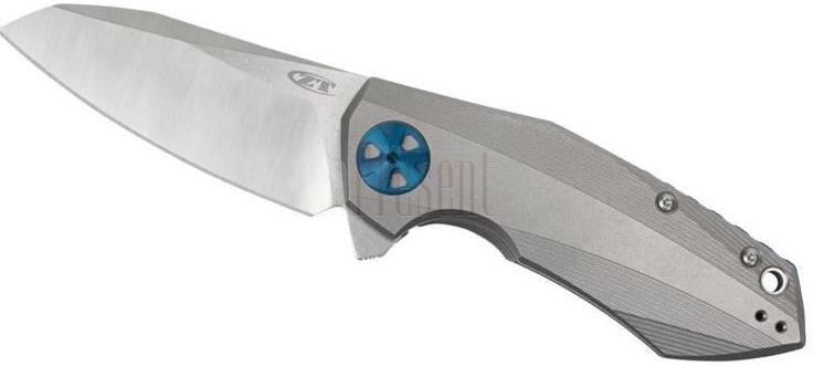Фото 4 - Нож складной Zero Tolerance 0456, сталь CPM-20CV, рукоять титан