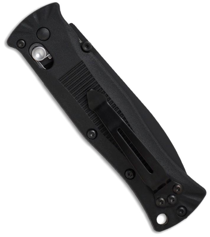 Фото 5 - Складной нож Benchmade 530BK Pardue Black, сталь 154CM, рукоять пластик